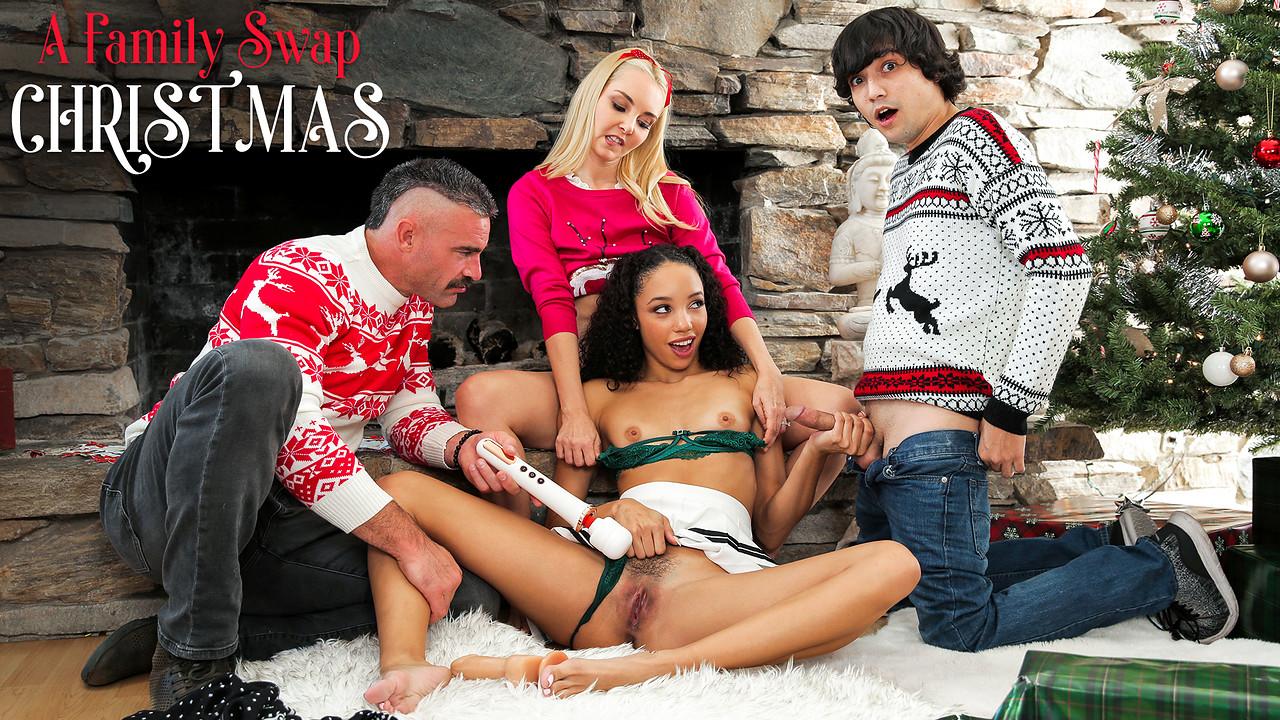 FamilySwap - Aaliyah Love - Alexis Tae - A Family Swap Christmas S2E2